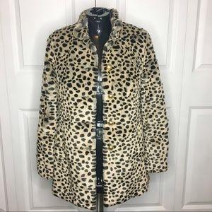 Limited Edition Victoria's Secret Faux Fur Coat